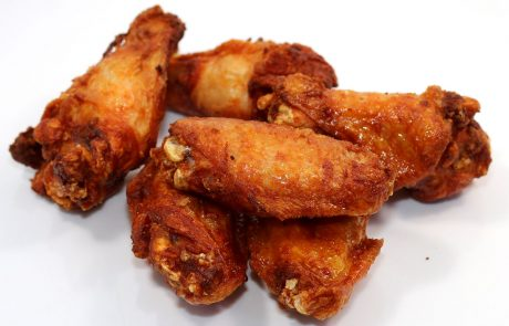 Casse-Croûte d'en Haut - Ailes de poulet