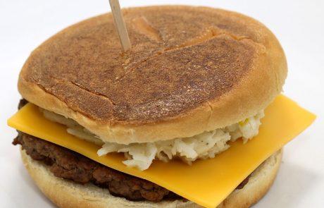 Casse-Croûte d'en Haut - Cheeseburger