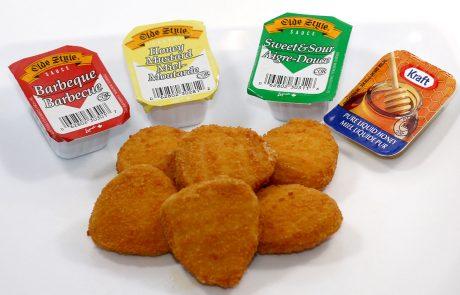 Casse-Croûte d'en Haut - Croquettes de poulet