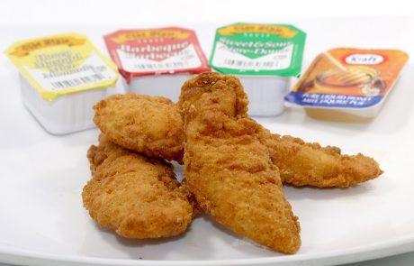 Casse-Croûte d'en Haut - Filets de poulet