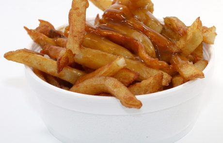 Casse-Croûte d'en Haut - Frite sauce