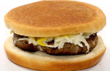 Casse-Croûte d'en Haut - Hamburger