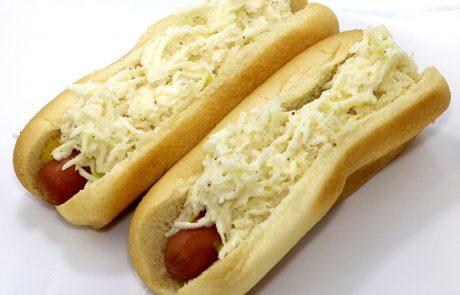 Casse-Croûte d'en Haut - Hot-dog vapeur