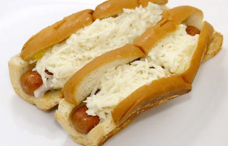 Casse-Croûte d'en Haut - Hot-dog toasté