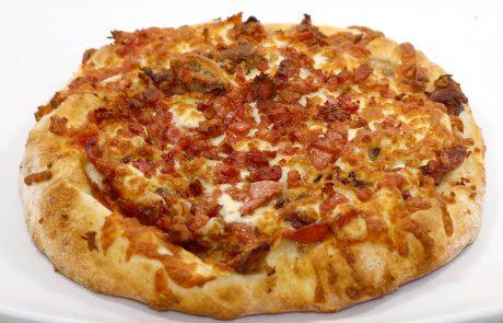 Casse-Croûte d'en Haut - Pizza 4 viandes