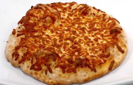 Casse-Croûte d'en Haut - Pizza nature