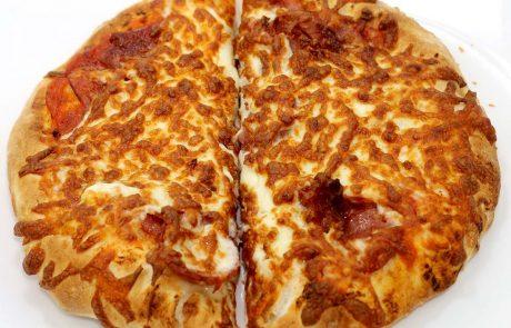 Casse-Croûte d'en Haut - Pizza pepperoni