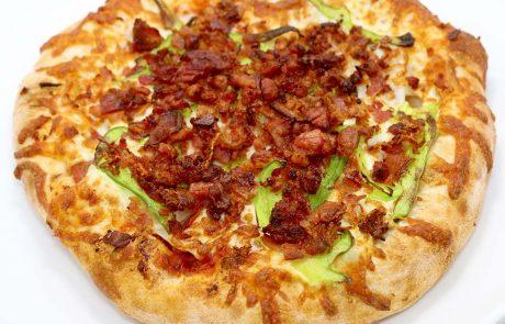 Casse-Croûte d'en Haut - Pizza spécial d'en haut