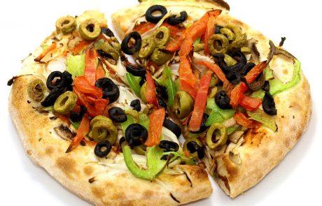 Casse-Croûte d'en Haut - Pizza végé