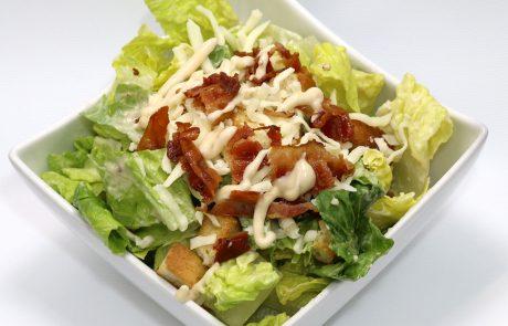 Casse-Croûte d'en Haut - Salade césar