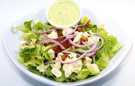 Casse-Croûte d'en Haut - Salade d'en Haut