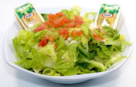 Casse-Croûte d'en Haut - Salade verte