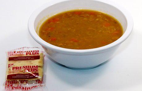 Casse-Croûte d'en Haut - Soupe