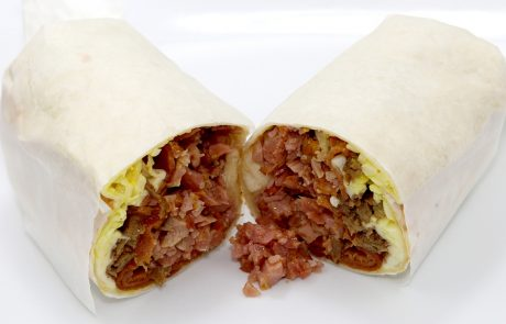 Casse-Croûte d'en Haut - Wrap carnivore