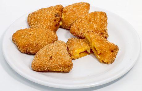 Casse-Croûte d'en Haut - Bouchées Mac & Cheese